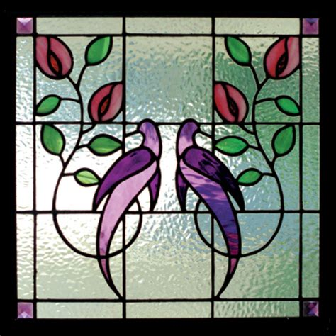 stained glass l patterns love birds stained glass pattern sunlight studio stained