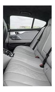 2020 BMW M8 Gran Coupe Competition - Interior, Rear Seats ...