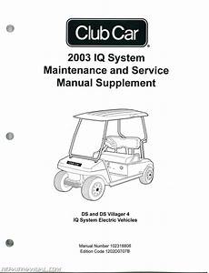 Bestseller  Club Car Service Manual