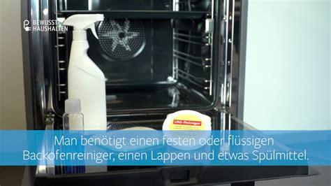 Wie Reinige Ich Einen Backofen by Wie Reinige Ich Meinen Backofen Ceranfeld