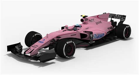 Force India Vjm10 Formula 1 Max