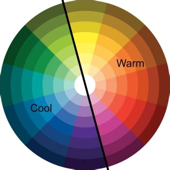 cool colors vs warm colors color coordination lessons from the color wheel