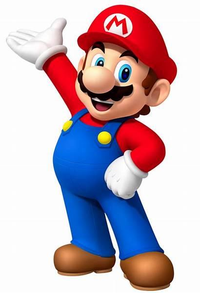 Mario Clipart Clip Super Characters Cliparts Link