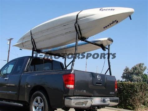 Boat Car Top Carrier by 2 Pair Universal Roof J Rack Kayak Boat Canoe Car Suv