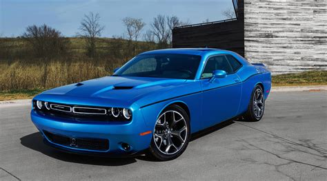 Dodge Car : Dodge Has Built A 4wd Challenger