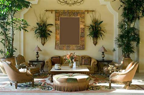 Mediterranean Style Interior Design  Paint + Pattern