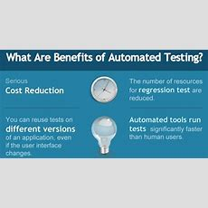 Advantages Of Automation Testing