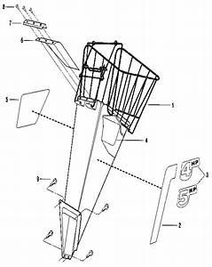 Troybilt Chipper  Vac Parts