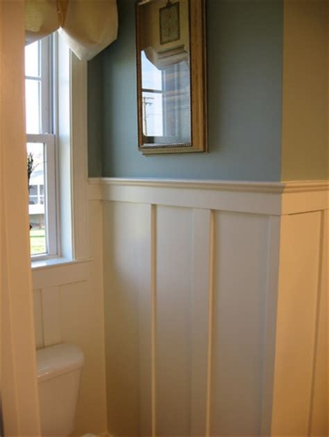 baltimore bathroom wainscoting design pictures remodel decor  ideas reno guest bath
