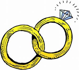 Image: Joined Wedding Rings | Christian Wedding Clip Art ...