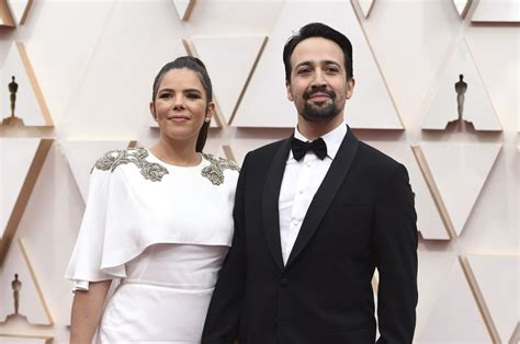 Why Lin-Manuel Miranda's wife boos while watching ...