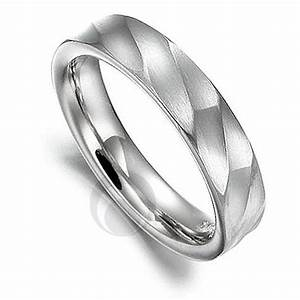 Mens platinum wedding ring from the platinum ring company for Male wedding rings platinum