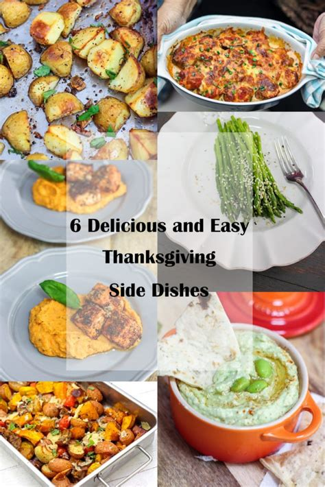 easy thanksgiving sides 6 delicious and easy thanksgiving side dishes
