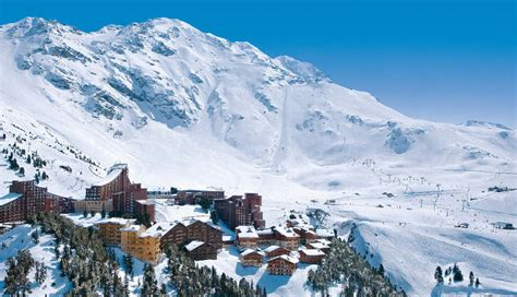 chalet l ours brun les arcs skiing holidays ski total