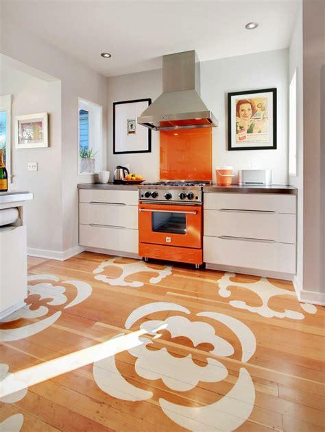 cuisine en orange couleur cuisine la clé de l 39 association harmonieuse
