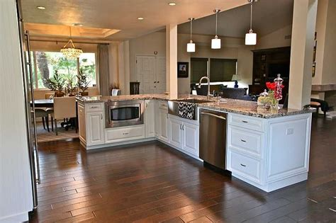 Kitchen Island Renovation Ideas by Stainless Kitchen With White Cabinets Kitchen Renovation