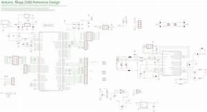 Schematic Circuit Diagram For Arduino Mega 2560