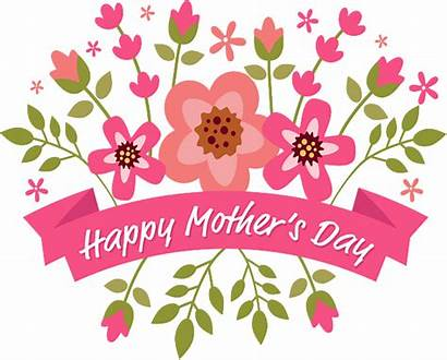 Mothers Mother Happy Clipart Transparent Flowers Quotes