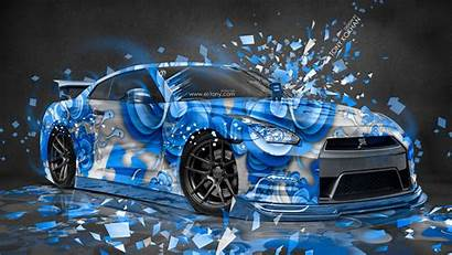3d Wallpapers Gtr Abstract Nissan Jdm Background