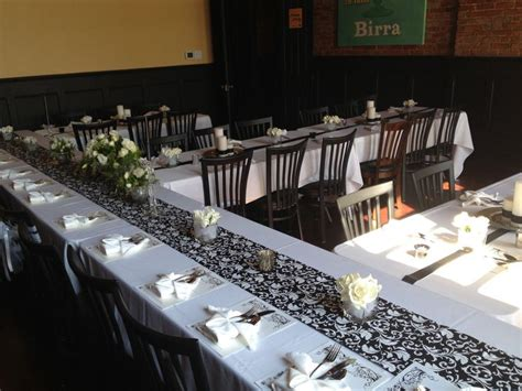 rehearsal dinner table decorations 17 best images about table decorations on pinterest