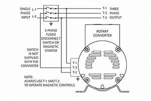 Rotary Converter On Phase