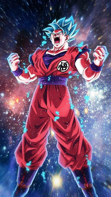 ssb goku powering   ssb kaioken personagens de anime