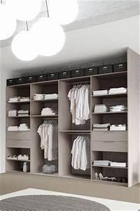 Prix Dressing Sur Mesure : placards et rangements sur mesure coulissants dressing ~ Premium-room.com Idées de Décoration