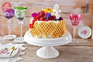 Kuchen Dekorieren Ideen : muttertag mit sahne torten von coppenrath wiese rezepte und ideen zum muttertag ~ Markanthonyermac.com Haus und Dekorationen