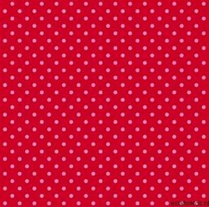 tapete in rot rosa punkte bei oliniki online kaufen With markise balkon mit rosa punkte tapete