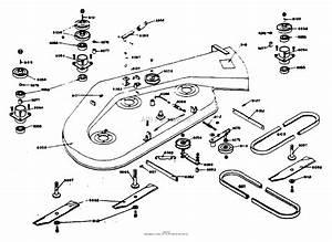 Dixon Ztr Belt Diagram
