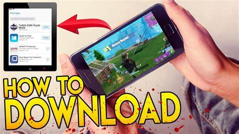 fortnite  mobile  fortnite