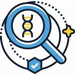 Icon Forensic Icons Science Medical