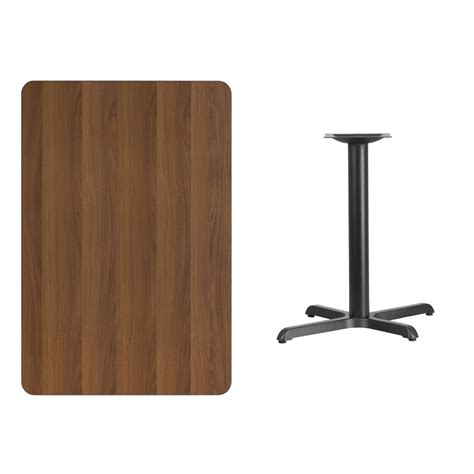 45 x 30 table 30 39 39 x 45 39 39 rectangular walnut laminate table top with 22