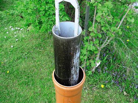 brunnen spülen mit hochdruckreiniger gartenbrunnen selber bohren bauhaus
