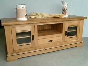 Meuble Tv Rustique : meuble bois affordable creatif console cuisine bois en ~ Nature-et-papiers.com Idées de Décoration