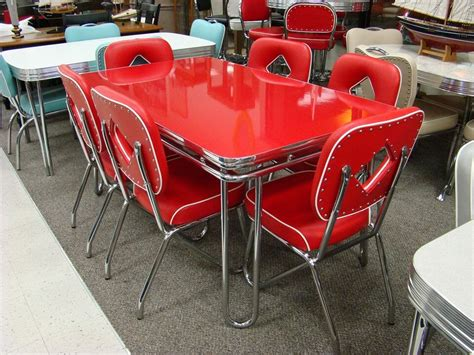 table cuisine retro still in production after nearly 70 years acme chrome
