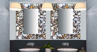 bathroom shower curtain decorating ideas glass decorative mirrors contemporary bathroom miami