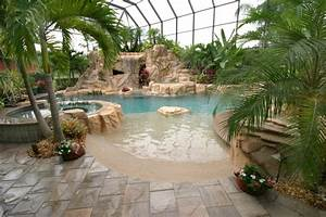 Grotto | Natural Springs Pools