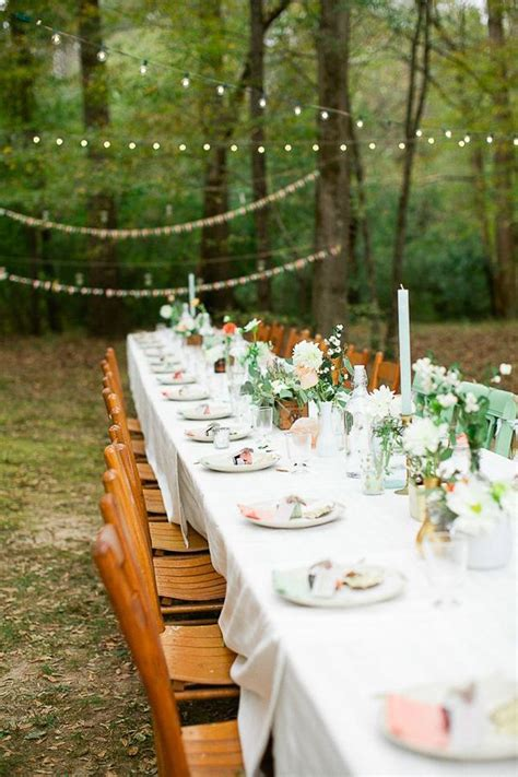 Forest Fun 18 Ways To Throw An Enchanted Woodland Party