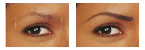 tips  selecting   eyebrow color