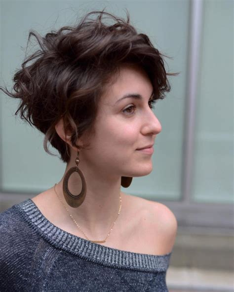 Hairstyles With Texture by S Chic Scissor Cut Pixie With Side