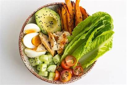 Buddha Bowl Chicken Lemon Garlic Becomingness Recipes