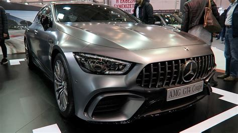 Request a dealer quote or view used cars at msn autos. NEW 2021 Mercedes AMG GT 63 S 4-Door - YouTube