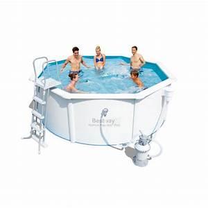 Pool 3 66 X 1 22 : piscine en acier bestway hydrium neptune x m ~ Kayakingforconservation.com Haus und Dekorationen