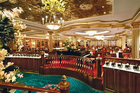 cuisine versailles cruise returns to with spectacular voyages