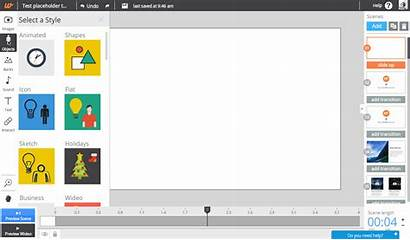 Wideo Animation Intro Beginners Business Software Making