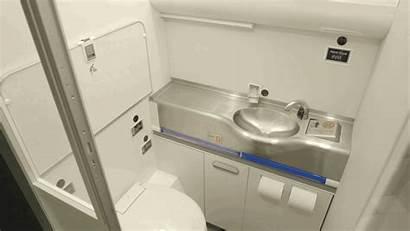 Boeing Bathroom Cleaning Self Airplane Uv Toilet
