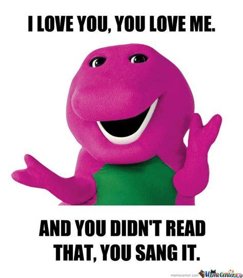 Barney Memes - barney the troll by 2funny4you meme center