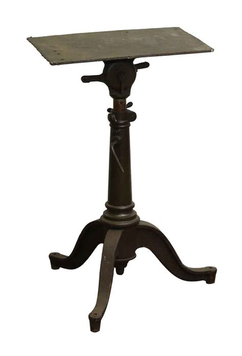 iron kitchen table base great cast iron vintage drafting table base olde things