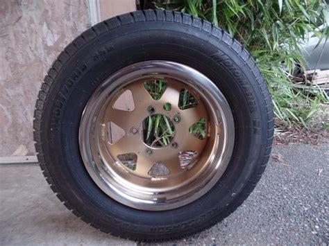 Suzuki Sidekick Rims by Suzuki Samurai Rims New Tires P205 70r15 Central Saanich